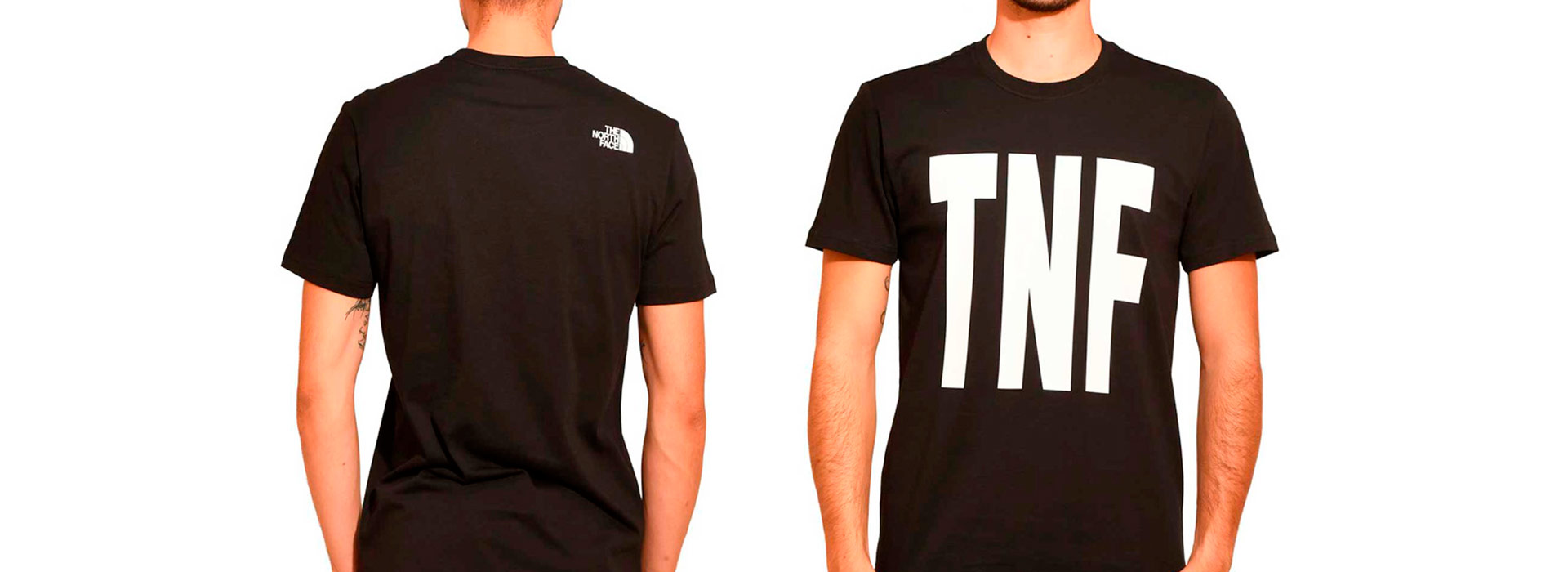 T92ZWW The North Face Explore Tee