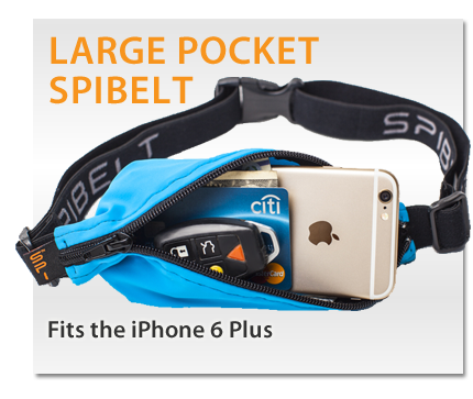 SPIbelt Large Pocket