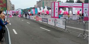 Наши соревнования. Киевский марафон 2015. Некоторые подробности