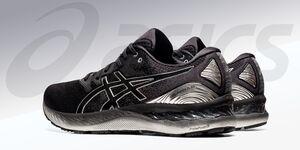 Распаковка эксклюзивных кроссовок ASICS GEL-Nimbus 23 Platinum (видео)