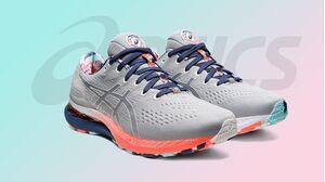 Распаковка кроссовок ASICS GEL-Kayano 28