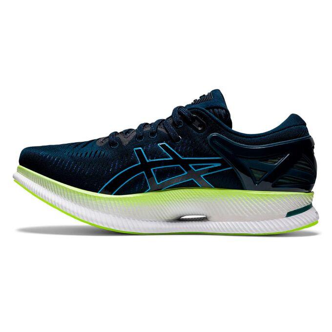 Фото 2 - Мужские кроссовки ASICS Metaride, Цвет: 400 - French Blue/Digital Aqua