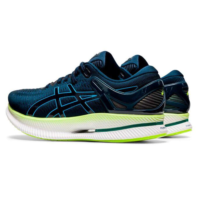 Фото 4 - Мужские кроссовки ASICS Metaride, Цвет: 400 - French Blue/Digital Aqua