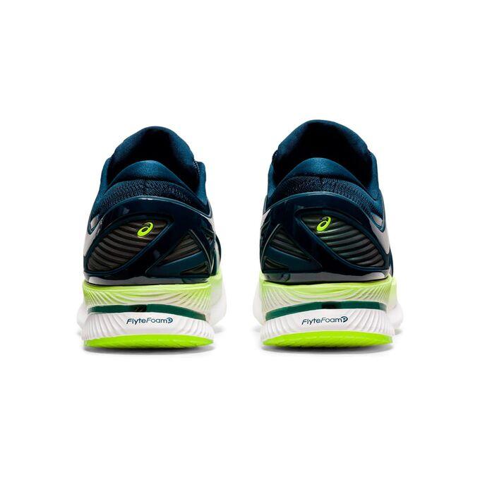 Фото 5 - Мужские кроссовки ASICS Metaride, Цвет: 400 - French Blue/Digital Aqua