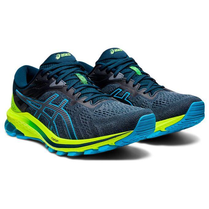 Фото 3 - Мужские кроссовки ASICS GT-1000 10, Цвет: 403 - French Blue/Digital Aqua