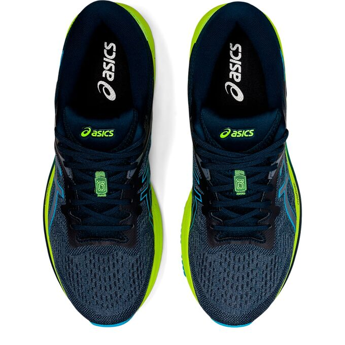 Фото 5 - Мужские кроссовки ASICS GT-1000 10, Цвет: 403 - French Blue/Digital Aqua