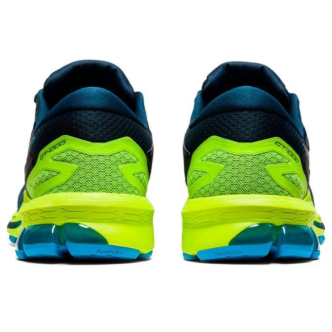 Фото 6 - Мужские кроссовки ASICS GT-1000 10, Цвет: 403 - French Blue/Digital Aqua