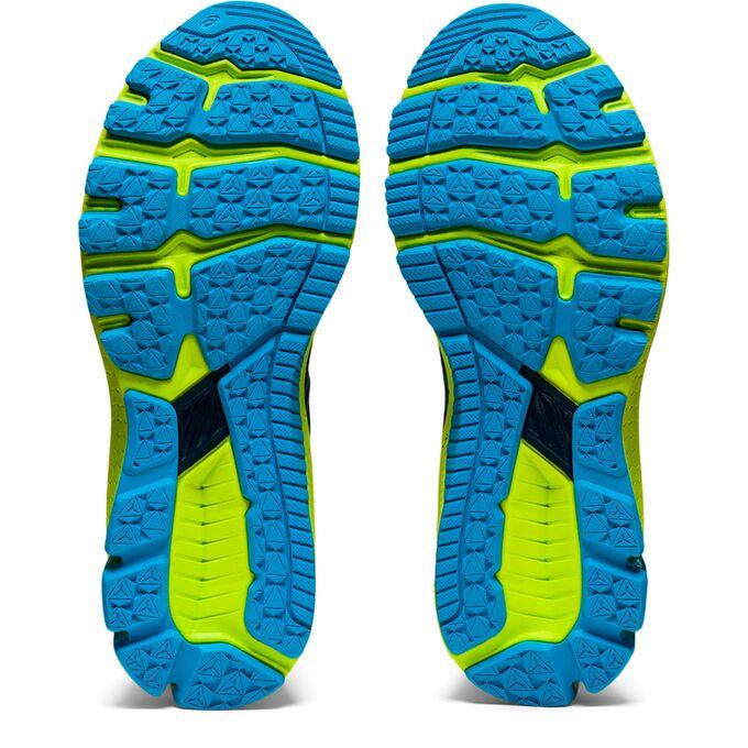Фото 7 - Мужские кроссовки ASICS GT-1000 10, Цвет: 403 - French Blue/Digital Aqua
