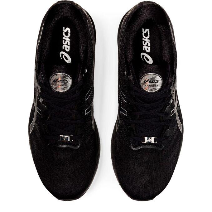 Фото 6 - Мужские кроссовки ASICS Gel-Nimbus 23 Platinum, Цвет: 001 - Black/Pure Silver