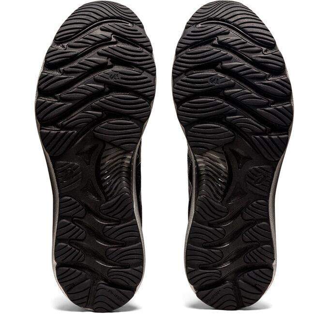 Фото 7 - Мужские кроссовки ASICS Gel-Nimbus 23 Platinum, Цвет: 001 - Black/Pure Silver