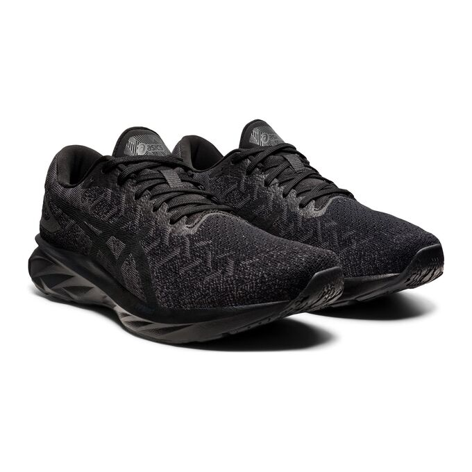 Фото 3 – Мужские кроссовки ASICS Dynablast, Цвет: 004 – Black/Graphite Grey