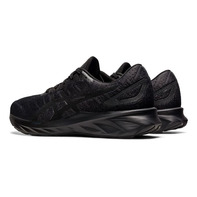 Фото 4 – Мужские кроссовки ASICS Dynablast, Цвет: 004 – Black/Graphite Grey