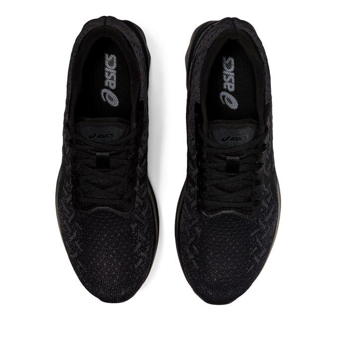 Фото 5 – Мужские кроссовки ASICS Dynablast, Цвет: 004 – Black/Graphite Grey