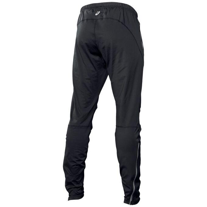 Фото 2 – Мужские штаны ASICS Wind Carrot, Цвет: 0904 - Performance Black