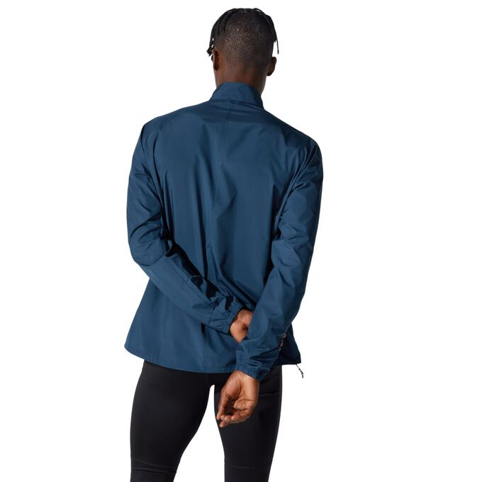 Фото 2 – Мужская куртка ASICS Core, Цвет: 400 – French Blue