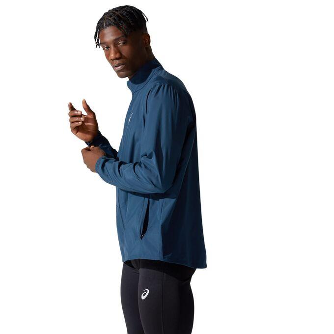Фото 3 – Мужская куртка ASICS Core, Цвет: 400 – French Blue