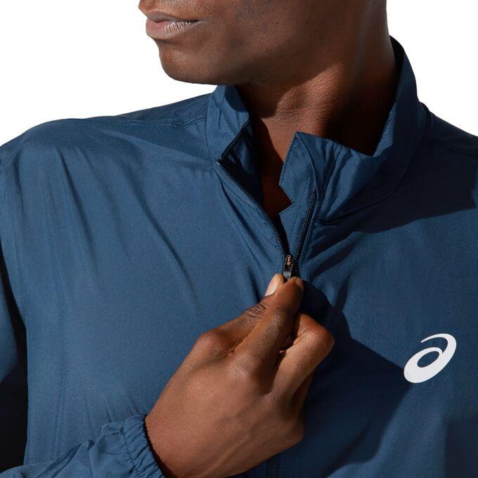 Фото 4 – Мужская куртка ASICS Core, Цвет: 400 – French Blue