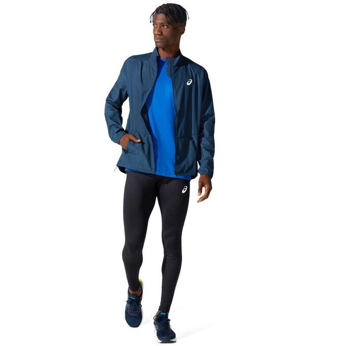 Фото 6 – Мужская куртка ASICS Core, Цвет: 400 – French Blue