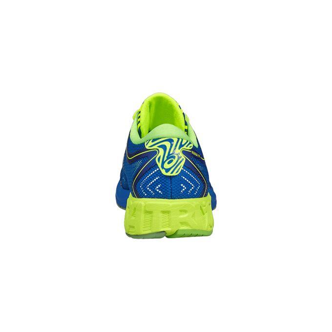 Фото 5 – Мужские кроссовки ASICS Noosa FF, Цвет: 4507 – Imperial/Safety Yellow/Green Gecko