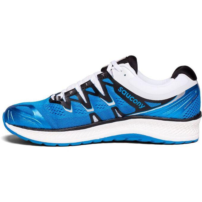 Фото 2 – Мужские кроссовки SAUCONY Triumph Iso 4, Цвет: Blue/Black/Wite