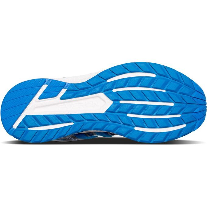 Фото 4 – Мужские кроссовки SAUCONY Triumph Iso 4, Цвет: Blue/Black/Wite