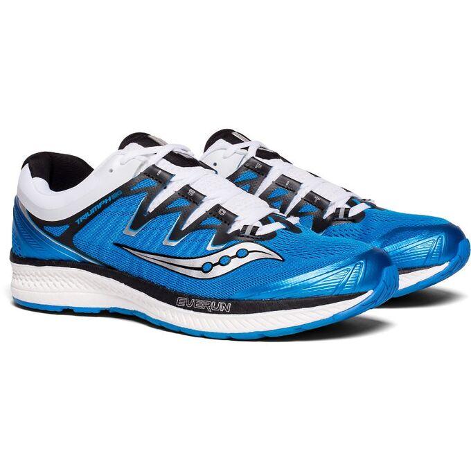 Фото 5 – Мужские кроссовки SAUCONY Triumph Iso 4, Цвет: Blue/Black/Wite
